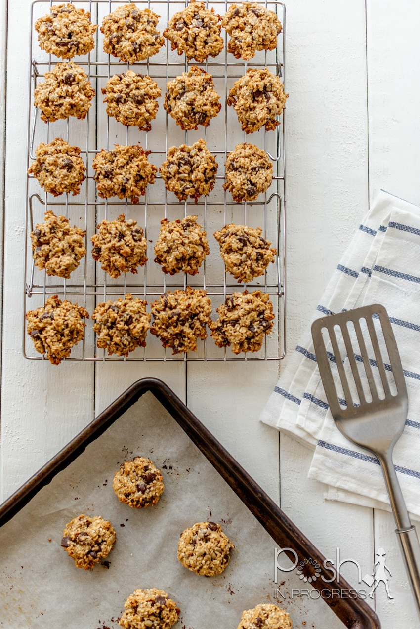 oatmeal breakfast cookies 2