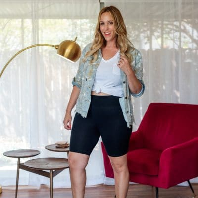 Here are 3 Ideas For How to Style Biker Shorts