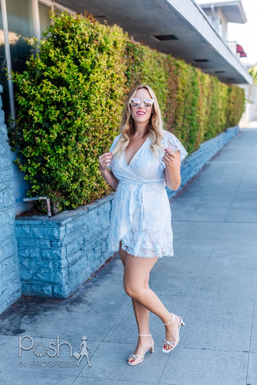 lace wrap dress 1