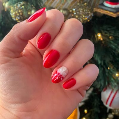 10 Christmas Nails for 2020 I think You Will Love