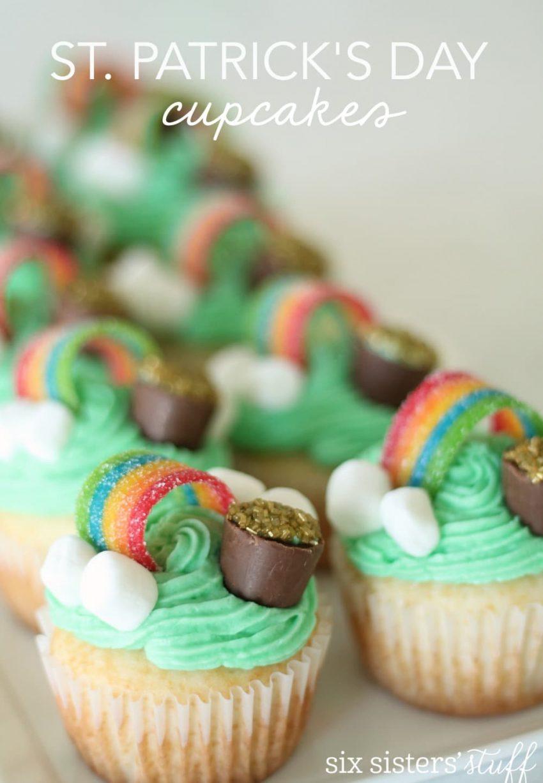St Patrick's Day Desserts
