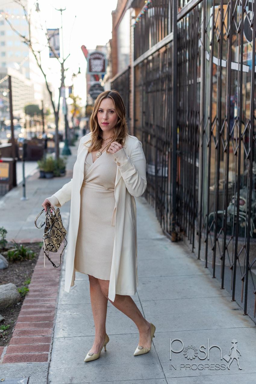 winter white sweater dress 2