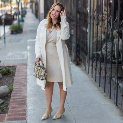 3 Reasons Why a Winter White Sweater Dress is a Must-Have