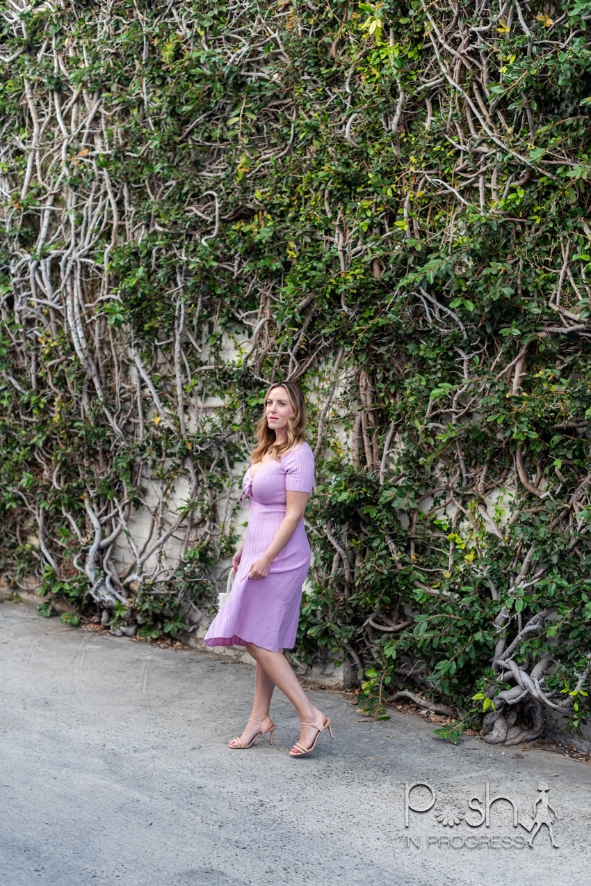 lavender dress 1
