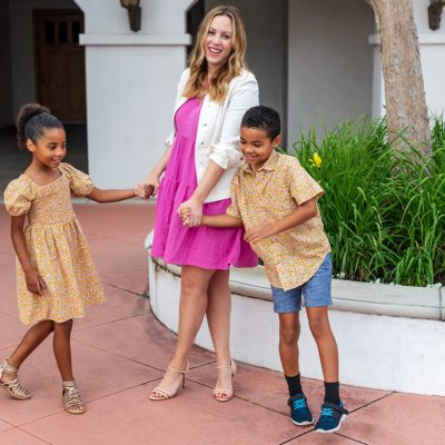 Here are 10 Adorable Mommy and Me Outfits for Spring