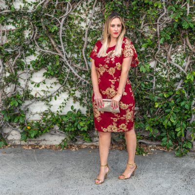 What to Wear to a Fall Wedding: 10 Dresses I Love
