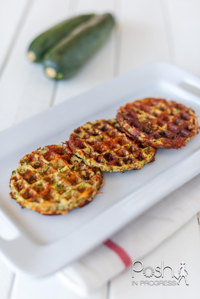 zucchini chaffles 2