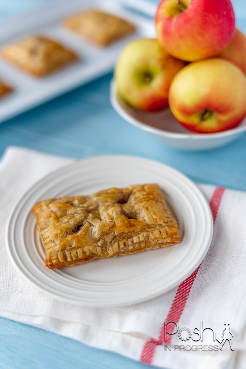 apple pie with puff pastry