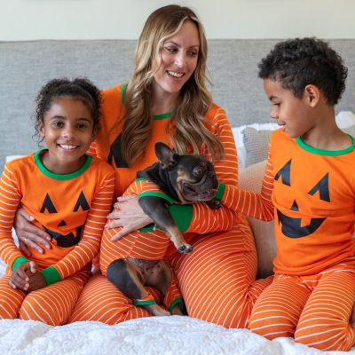 Here are 10 of the Most Adorable Family Halloween Pajamas Ever