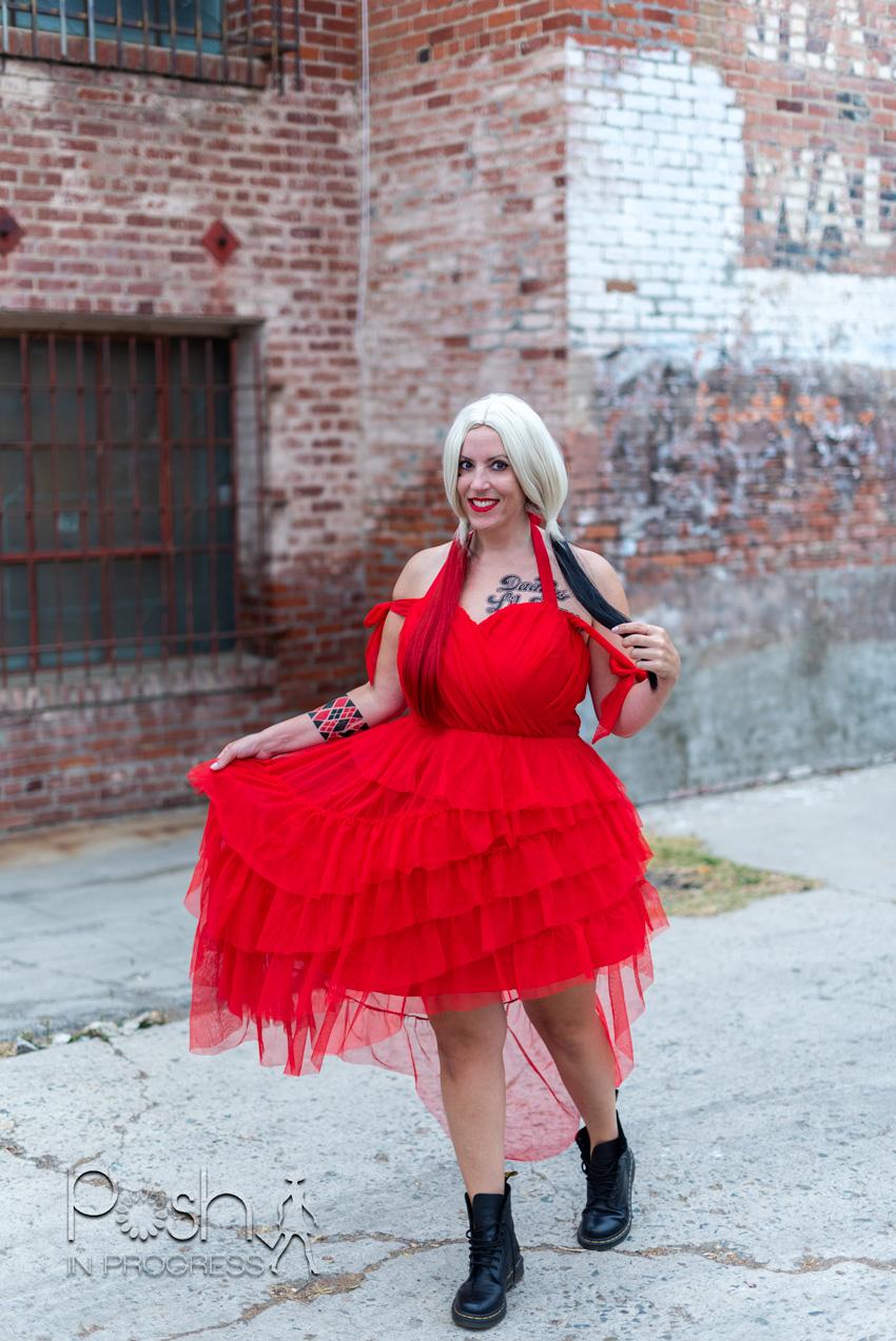 dress like harley quinn 2