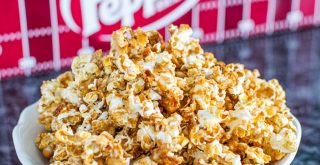 How to Make This Super Easy Dr Pepper Caramel Corn Recipe