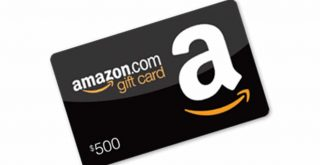 I Found A Great Way For You to Win a $500 Amazon Gift Card